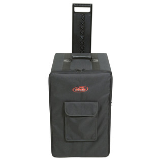 SKB Speaker Soft Case w/Wheels and Pull Handle - Front