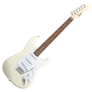 Squier By Fender Bullet Stratocaster, Arctic White