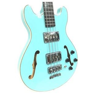 Warwick Rockbass StarBass 4-String Bass, Daphne Blue