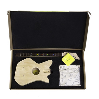 Loog Guitars Acoustic Loog II, Natural
