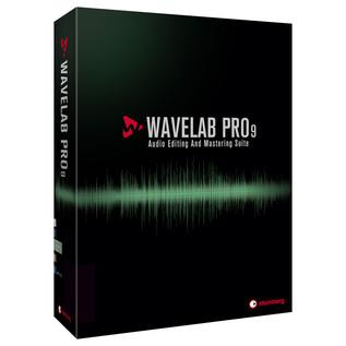 Steinberg Wavelab Pro 9 - Boxed