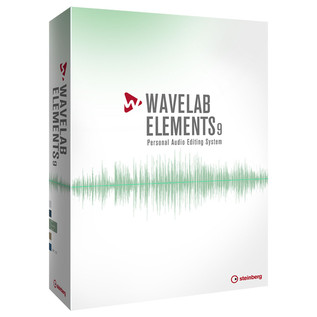 Steinberg Wavelab Element 9, Education - Boxed