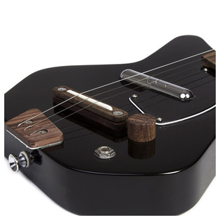 Loog Guitars Electric Loog II, Black
