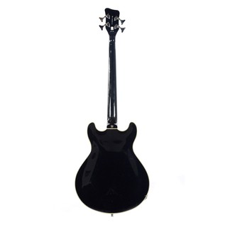 Warwick Rockbass StarBass Left Handed 4String Bass, Black High Polish