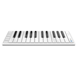 CME Xkey Air 25 Bluetooth Controller Keyboard - Front