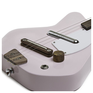 Loog Guitars Electric Loog II, Pink