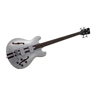 Warwick Rockbass StarBass 4-String Bass, Racing Silver