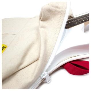 Loog Guitars Bespoke Canvas Backpack