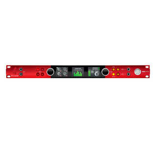 Focusrite Red 4Pre Audio Interface - Front