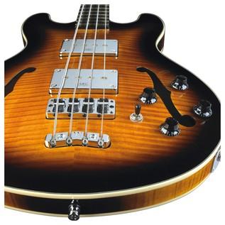 Warwick Rockbass StarBass 4-String Bass, Vintage Sunburst
