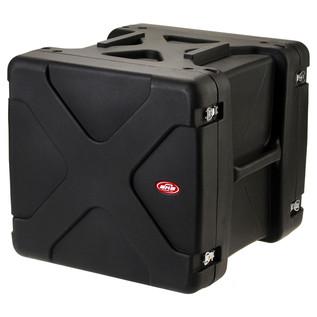 SKB 20'' Deep 10U Roto Shockmount Rack Case -