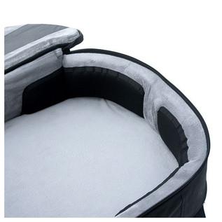 Mono M80 Dual Acoustic/Electric Gig Bag, Black