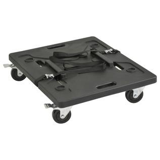SKB Shock Roto Caster Kit - Angled