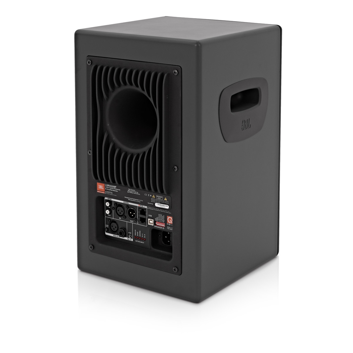 JBL LSR4328 PAK Bi-Amplified Studio Monitor System, Pair ...