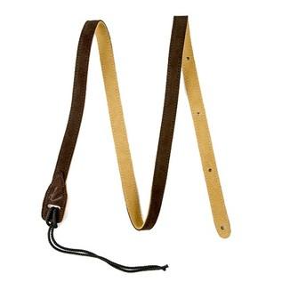 Fender Brown Suede Mandolin Strap