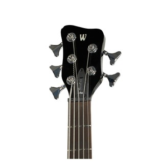 Warwick Rockbass StarBass 5-String Bass, Vintage Sunburst