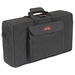 SKB Foot Controller Soft Case - Angled Closed