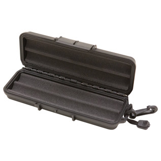 iSeries 0702-1 Waterproof Cigar-Style Utility Case - Angled Open