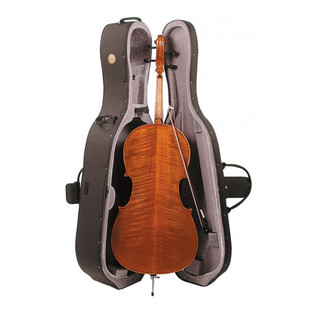 Stentor Conservatoire Cello Outfit 4/4 + Accessory Pack