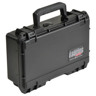 SKB iSeries 1006-3 Waterproof Case (With Cubed Foam) - Angled