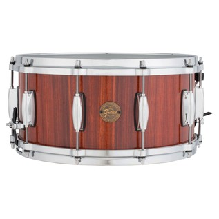 Gretsch Gold Series Rosewood Snare Drum, 14 x 6.5