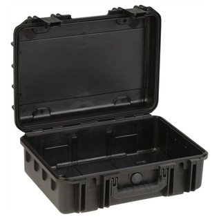SKB iSeries 1711-6 Waterproof Case (Empty) - Angled Open 2