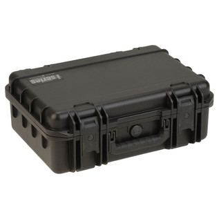SKB iSeries 1711-6 Waterproof Case (Empty) - Angled Flat