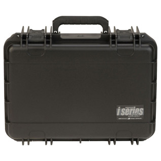 SKB iSeries 1711-6 Waterproof Case (Empty) - Front