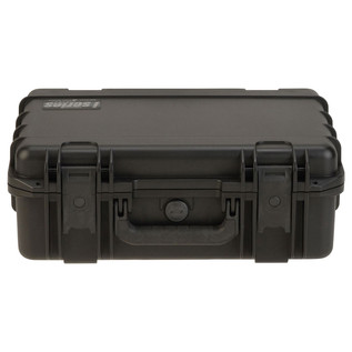 SKB iSeries 1711-6 Waterproof Case (With Cubed Foam) - Front Flat