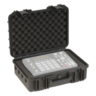 SKB iSeries 1610-5 Waterproof Case (With Dividers) - Angled Open (Contents Not Included)