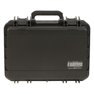 SKB iSeries 1610-5 Waterproof Case (With Dividers) - Front