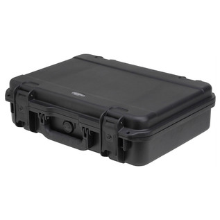 SKB iSeries 1813-5 Waterproof Case (With Cubed Foam) - Angled Flat