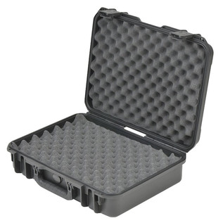 SKB iSeries 1813-5 Waterproof Case (With Layered Foam) - Angled Open 2