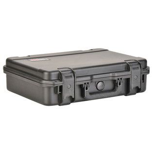 SKB iSeries 1813-5 Waterproof Case (With Layered Foam) - Angled Flat