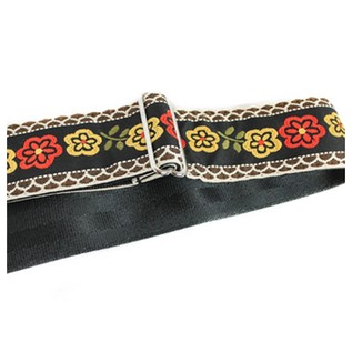 Souldier Guitar Strap, Marigolds