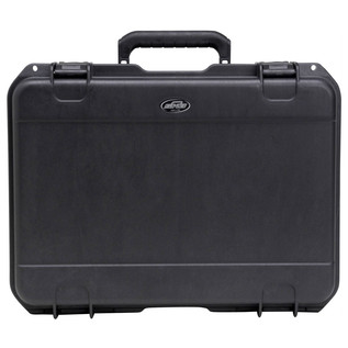 SKB iSeries 1813-7 Waterproof Case (With Cubed Foam) - Front
