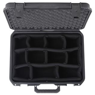 SKB iSeries 1813-7 Waterproof Case (With Dividers) - Top Open
