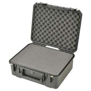 SKB iSeries 1914N-8 Waterproof Case (With Cubed Foam) - Angled Open 2