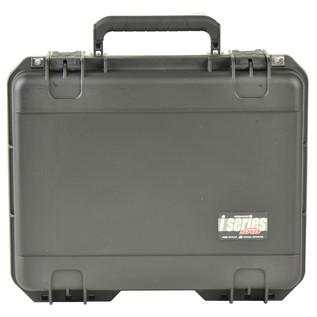 SKB iSeries 1914N-8 Waterproof Case (With Cubed Foam) - Front