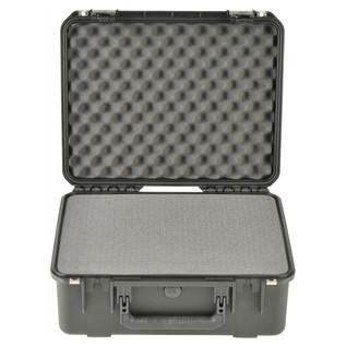 SKB iSeries 1914N-8 Waterproof Case (With Cubed Foam) - Front Open