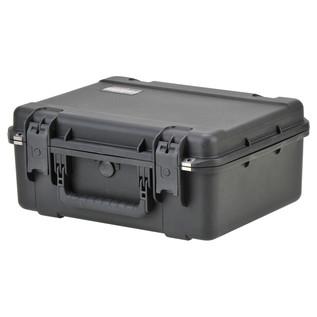 SKB iSeries 1914N-8 Waterproof Case (With Cubed Foam) - Angled Flat