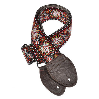 Souldier Guitar Strap Hendrix, Red/Black
