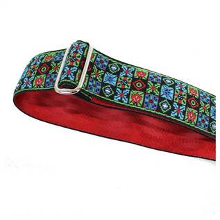 Souldier Guitar Strap Woodstock, Green