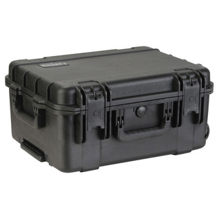 SKB iSeries 1914-8 Waterproof Case (With Dividers) - Angled Flat 2