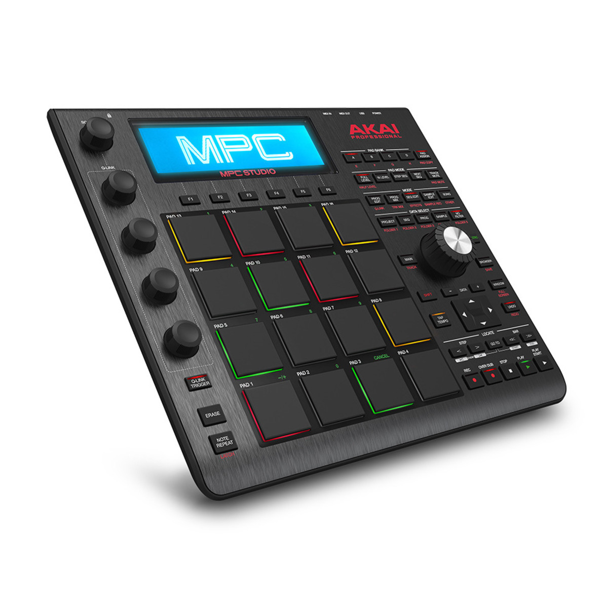 Image of Akai MPC Studio Music Production Controller Black