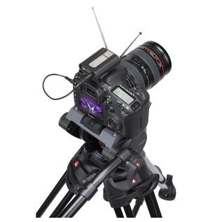 Samson AirLine Micro Wireless Camera System E4 (DSLR + Tripod Not Included)