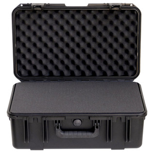 SKB iSeries 2011-8 Waterproof Case (With Cubed Foam) - Front Open