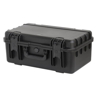 SKB iSeries 2011-8 Waterproof Case (With Cubed Foam) - Angled