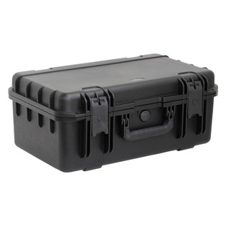 SKB iSeries 2011-8 Waterproof Case (With Cubed Foam) - Angled 2