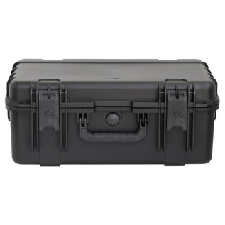 SKB iSeries 2011-8 Waterproof Case (With Cubed Foam) - Front Flat